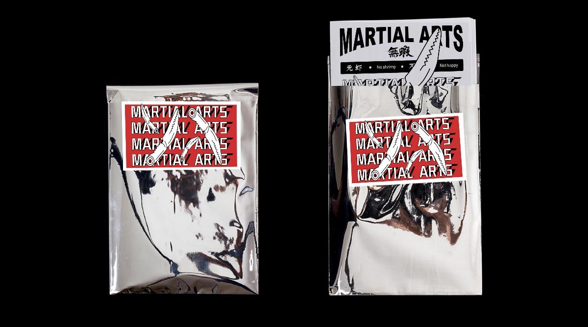 MARTIAL ARTS·無蝦©