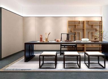 汀蘭茶舍空间设计-太歌装饰设计工程
