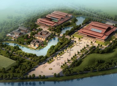 壽光市歷史文化中心設計-太歌裝飾空間設計公司