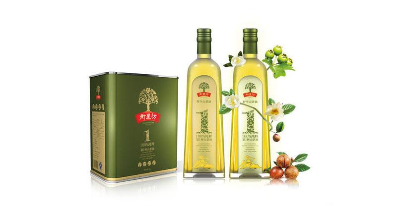 一滴茶油香,传承东方养生文化的蕴涵