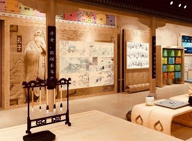 山東省實驗幼兒園國學館設計-山東太歌裝飾設計工程有限公司