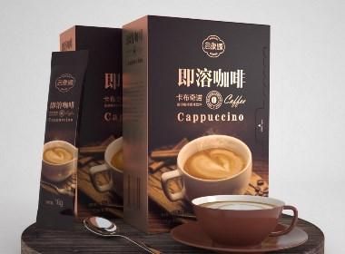 固体饮料 咖啡包装设计 | 原创作品