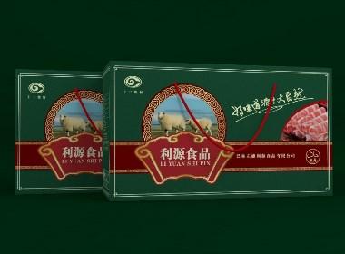 牛羊肉包装礼盒、节日礼盒、生鲜礼盒、超市礼盒