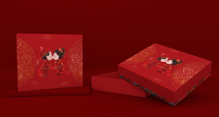 结婚礼盒、新婚礼盒、伴手礼盒、喜庆礼盒、乔迁之喜