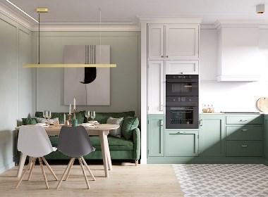 拾漫诠释后现代风格,打造格调满满的家居氛围