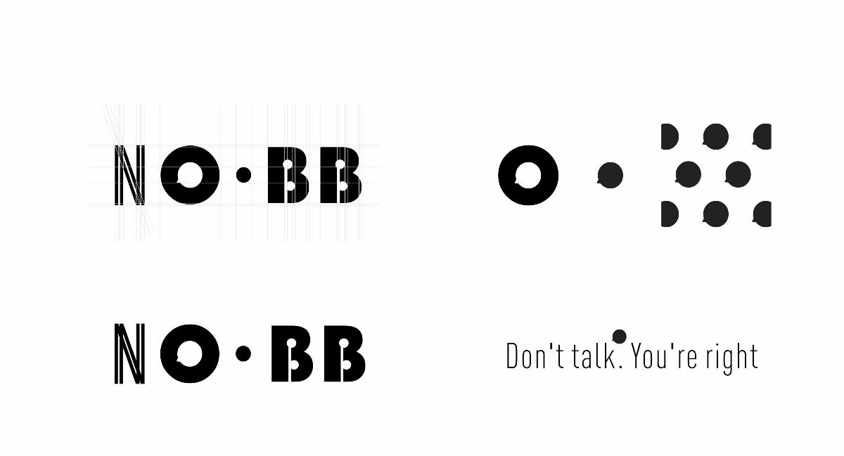 NO-BB设计实验室IP形象
