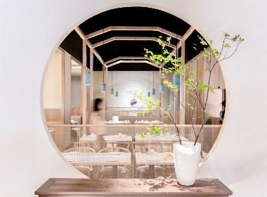 袁新智— 圆融微喜的餐饮空间