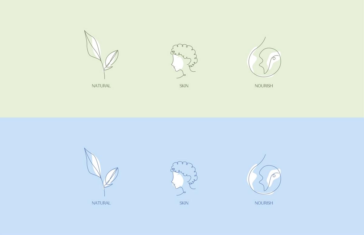 青柚设计研究室 X 面膜包装设计
