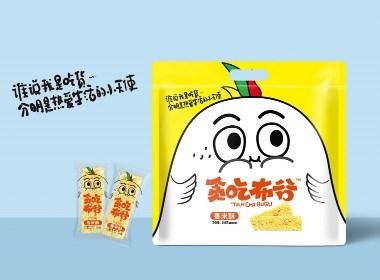 贪吃布谷×贾颖——香米酥包装设计