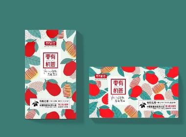 枣有机荟×贾颖——有机红枣包装设计