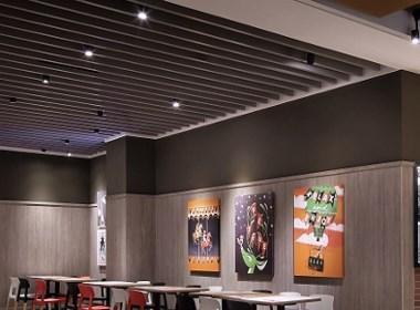 KFC餐厅空间设计,百胜集团&艺鼎设计,共同延续经典