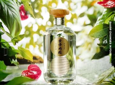 黄帝内经✖ IN LIGHT 草木花香味 酒