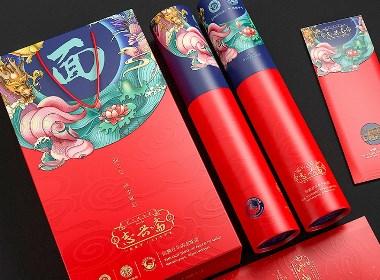 志兴斋挂面/状元酥/面点-徐桂亮品牌设计