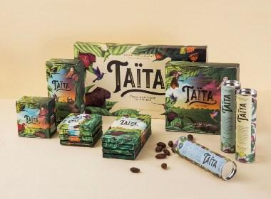 晨狮设计观点  丨  哥伦比亚顶级巧克力品牌包装设计
