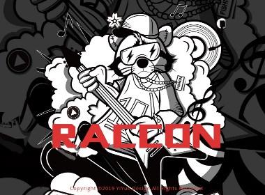 RACCOON-潮能(熊)