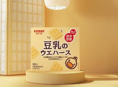天唐出品 |《日式豆乳蛋卷威化》產品策劃