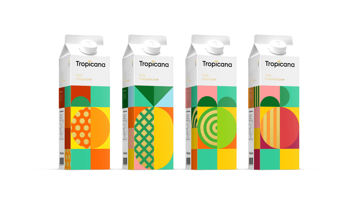 果蔬汁饮料包装设计
