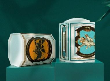 茶叶包装设计—武夷岩茶|虎啸岩