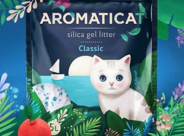 猫粮创意包装设计
