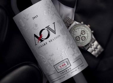 澳艺山庄 AUSART STATION # 红酒包装设计 #
