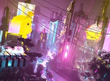 「种梦城」The IDream City – Above