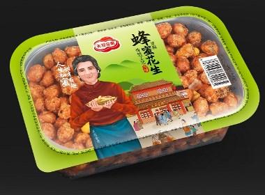 天府金果-花生休闲食品
