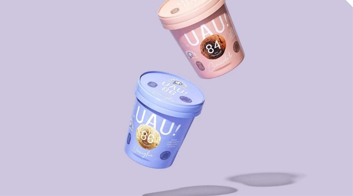 冰激凌包装设计雪糕包装设计