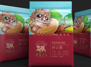 狮城谷香—徐桂亮品牌设计