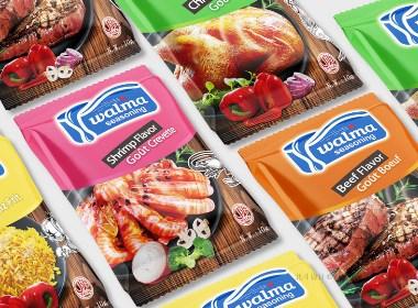 调料品包装设计,让食物变得更加美味