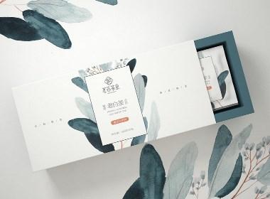 茶叶包装设计 袋泡茶包装设计 福鼎白茶 | 广州领袖原创