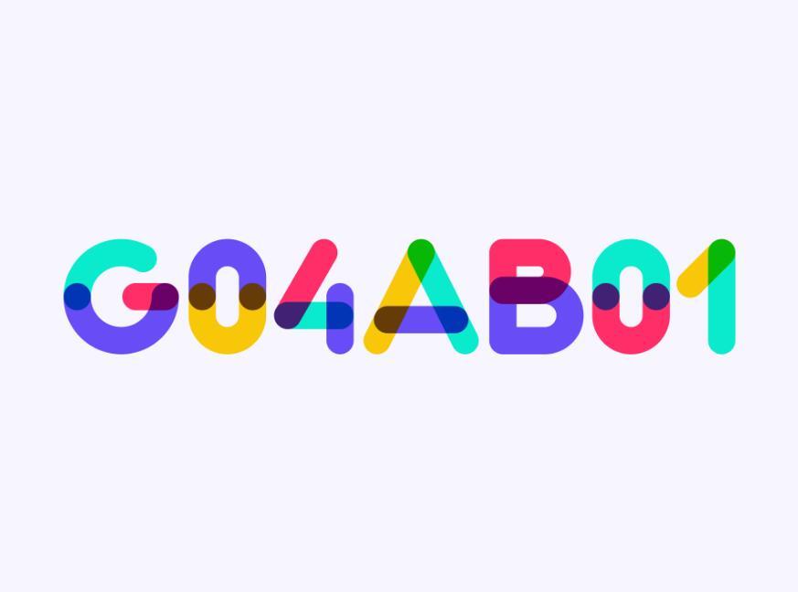 色彩鲜明与艺术性共存的医药品包装设计案