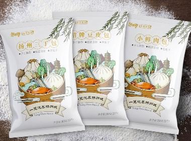 揚州范師傅包子包裝設計——深圳創四方設計