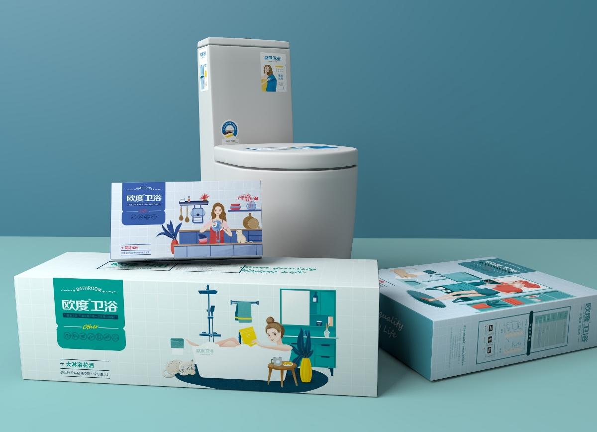 卫浴 马桶 水龙头 家装 卫生用品 洗浴