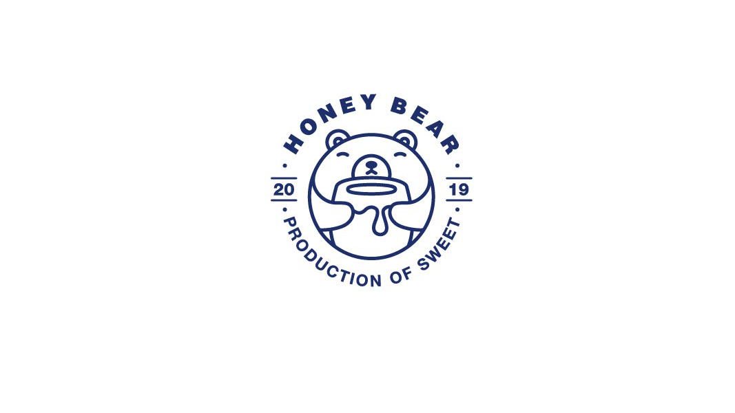 HONEY BEAR品牌设计