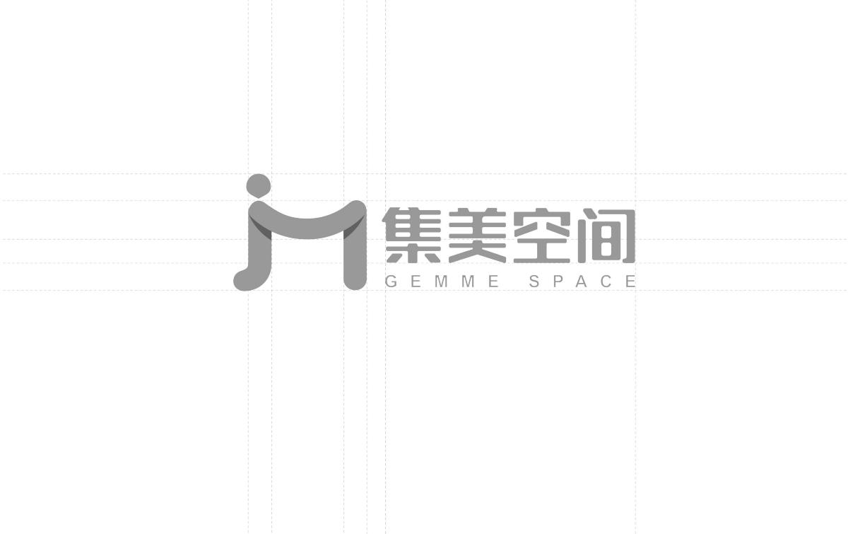 集美空间-壹城品牌设计标志设计