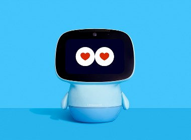 洛可可·聪聪AI智能陪伴教育机器人
