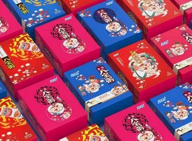 食品包装/礼盒包装/八宝粥设计/礼品盒/礼品袋/高端礼盒/
