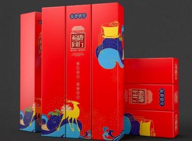 福鹿同行茶具—徐桂亮品牌设计
