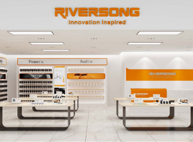艾图品牌|Riversong河歌 VI&SI全案设计
