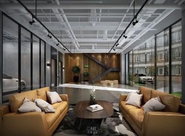 DMD大木设计丨桃园名车广场