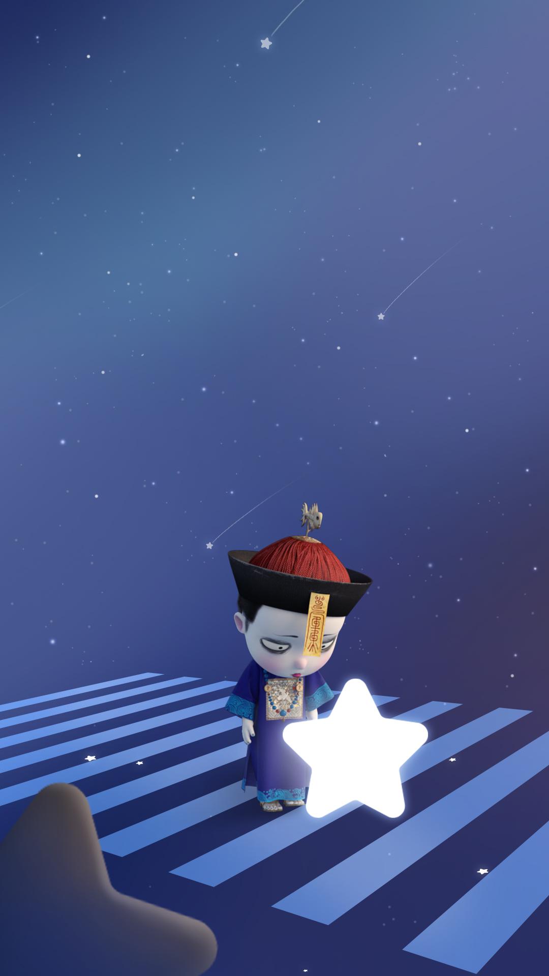 一个人的时候,还有僵小鱼精美壁纸陪着你哦!