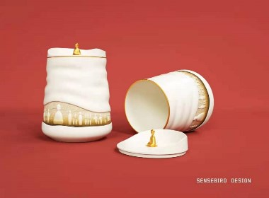 洛陽龍門石窟文創產品——眾佛杯