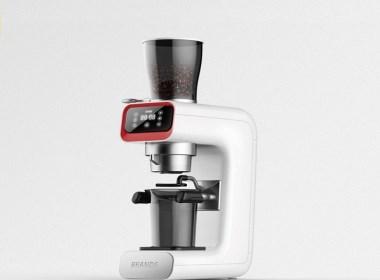 咖啡研磨机 外观结构设计