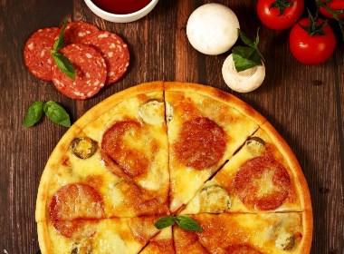 美食摄影/菜谱拍摄/西餐披萨/静物产品