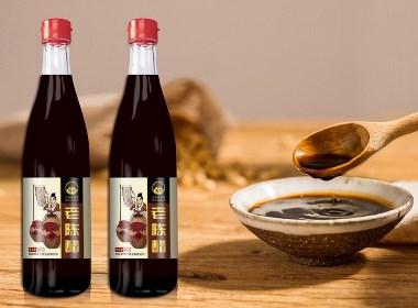 【至覺案例】六糧純釀醋,浩吉自然香