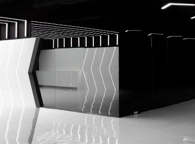 莫斯科某电竞空间设计 | Julia Mikulina