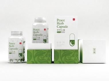 健康品包装-创意设计