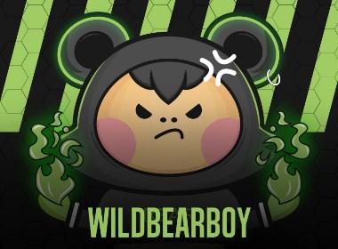 【 WILDBEARBOY 】IP形象设计提案