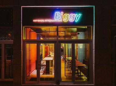 165㎡波兰BIGGY街头风情酒吧 | BUCK.STUDIO