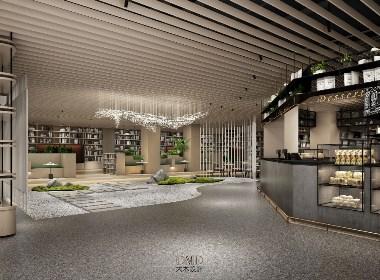 DMD大木设计丨青海海鸿国际文信书吧